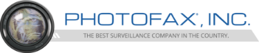 Photofax, Inc. | The Best Surveillance Company in the Country.